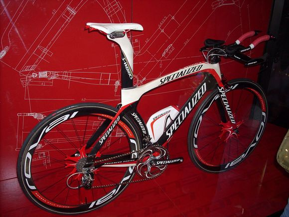 A $10,000 Specialized bike